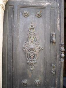 Xanthi door