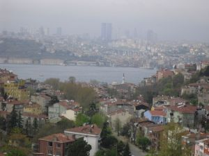 View from Kuzguncuk